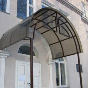 building awning 102